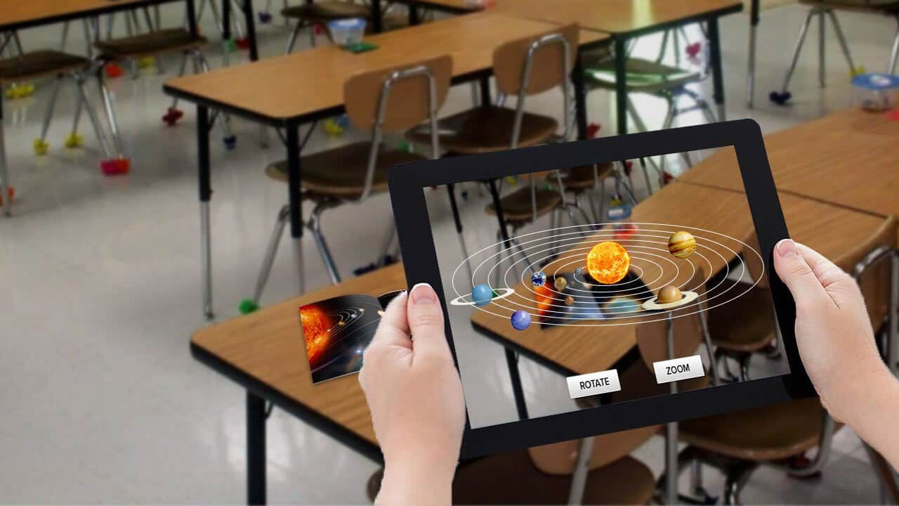 augmented reality in education Augmented reality