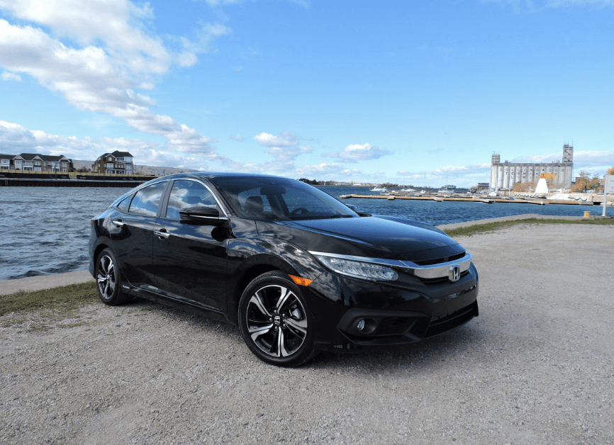 Car Auto Magazine 2016 Honda Civic Coupe Touring The Car Still Has Some Viable View Honda Civic 2016 Honda Civic Coupe 2016 Honda Civic Coupe