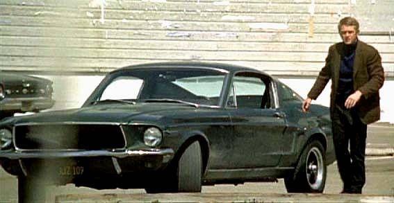 Bullit Ford Mustang Fastback Mustang Fastback Mustang Bullitt