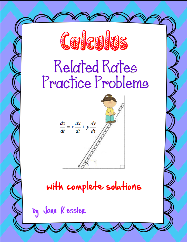 Calculus 1 homework problems