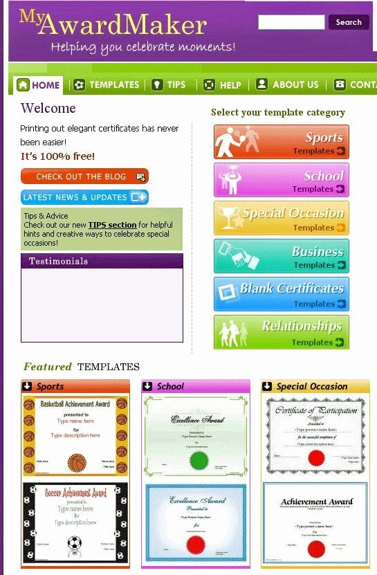 √ 20 Student Council Certificates Template  ™