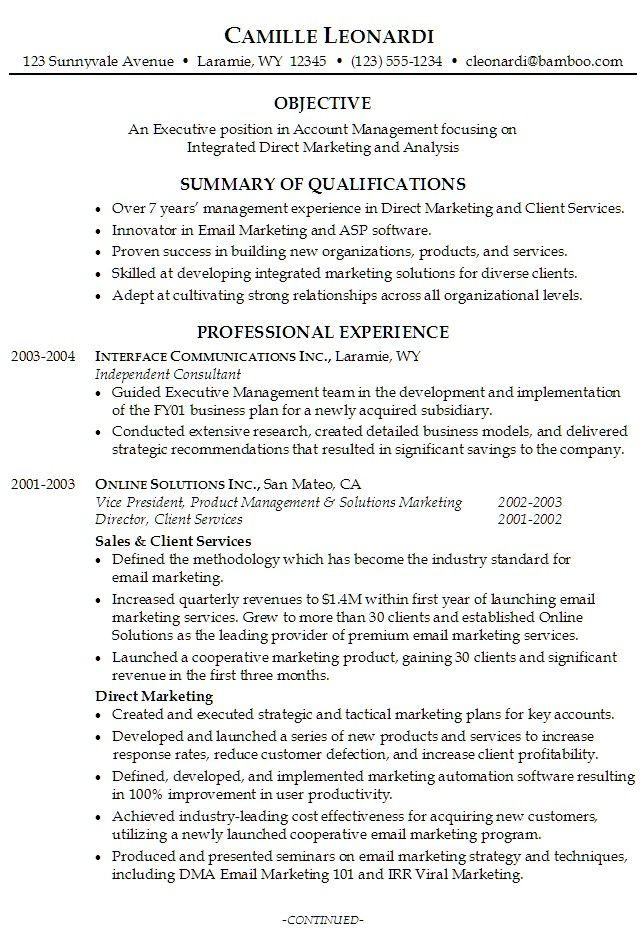 Examples Of A Summary For A Resume Amusing Resume Examples Summary  Pinterest  Sample Resume Resume Examples .