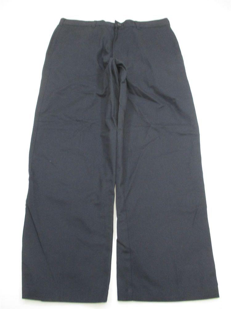 Mens Shorts Dark Gray Cotton Size 34 New