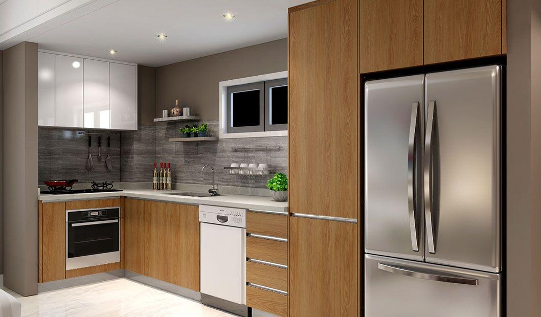 kitchen cabinets, PVC kitchen cabinet, kitchen cabinet ...