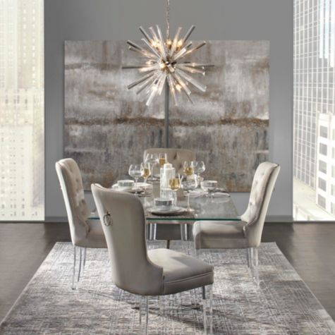 Pin On Comedores, Z Gallerie Dining Room Chairs