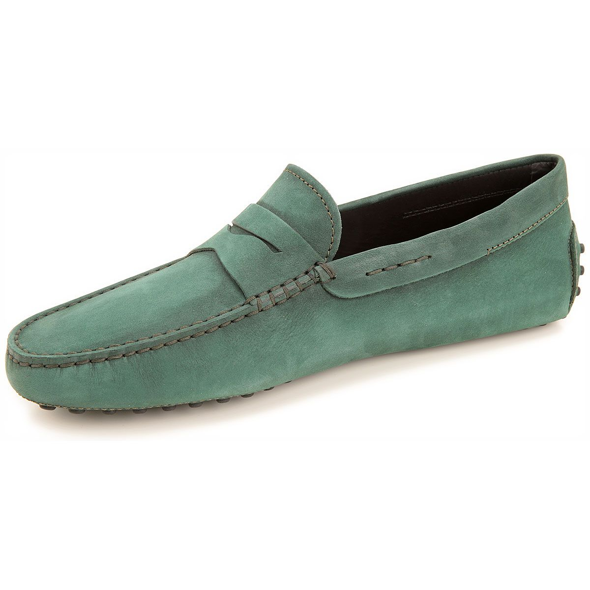 Tods lime green must have shoe