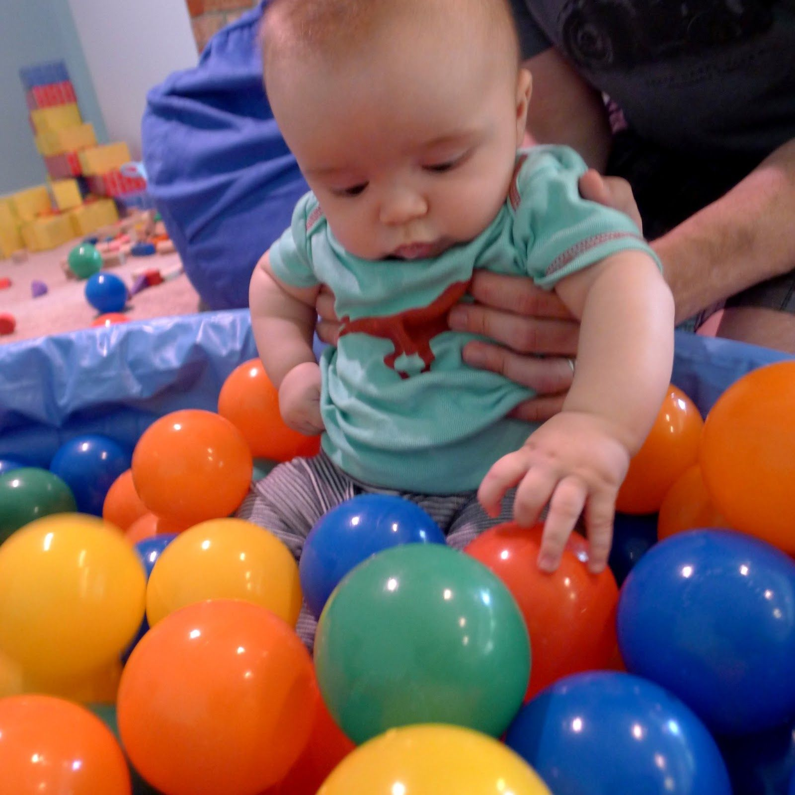 First Sensory Experiences What age is best