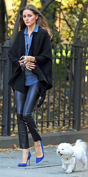 High Heels Olivia Palermo