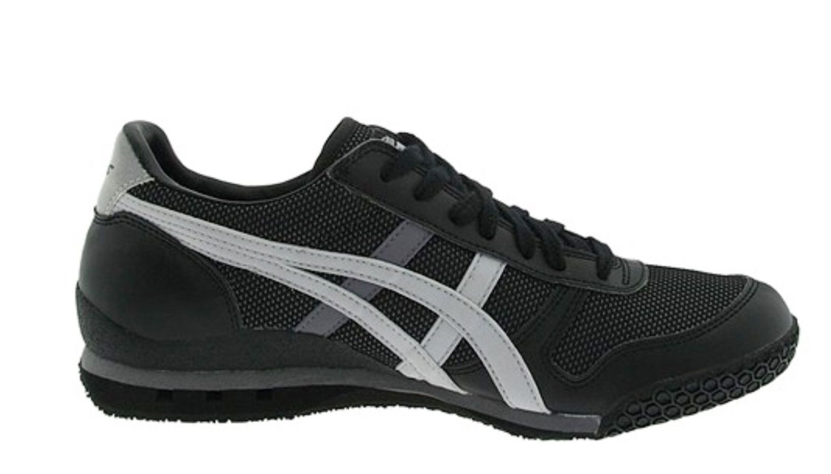 onitsuka tiger by asics ultimate 81 black stone grey