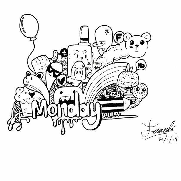 Title : Lazy Monday