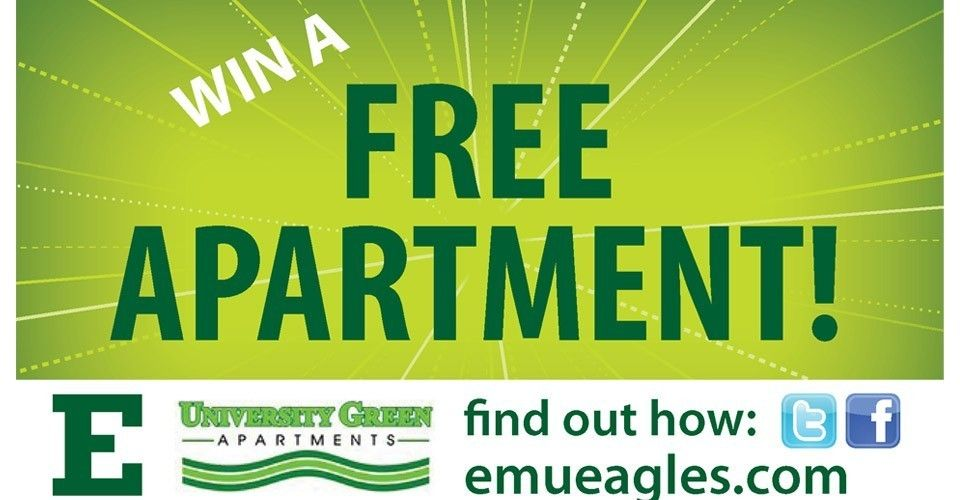 It's that time of year again, we're giving away a free TOWNHOME this year!   EMU Reveals a Chance to Win a Free Apartment for One-Year