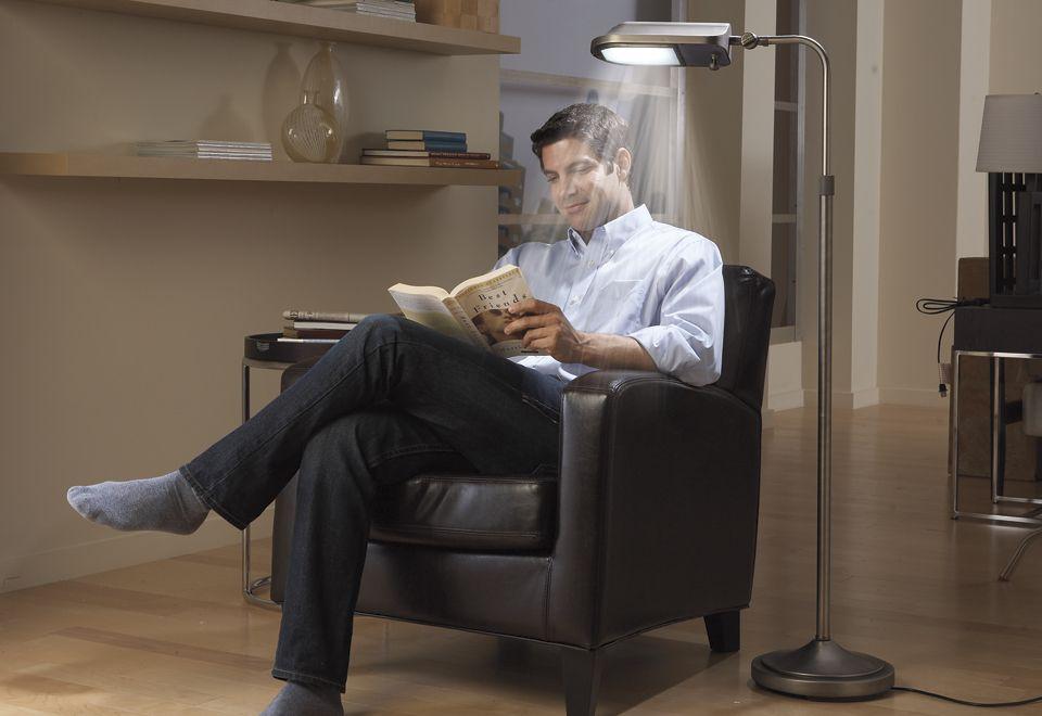 The Natural Spectrum Floor Lamp Unique floor lamps