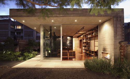CCA Centro de Colaboración Arquitectónica — Casa R93