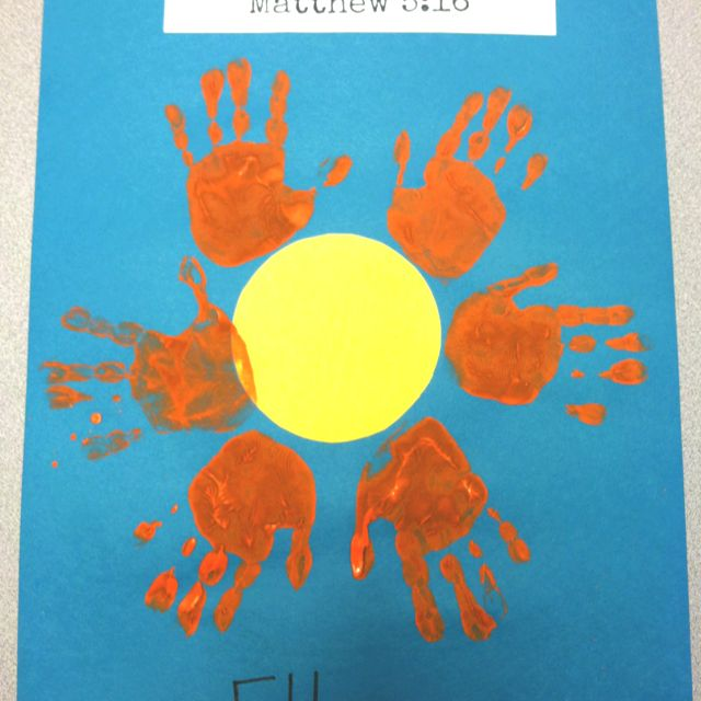 Vacation Bible School Craft Ideas Kids Part - 42: Letting Your Light Shine Ideas
