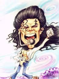 Kuvahaun tulos haulle caricatures michael jackson