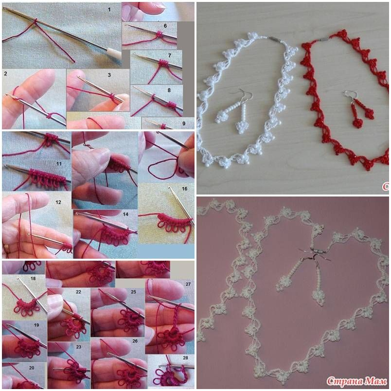 How to make Designer Jewelry Collection DIY tutorial instructions