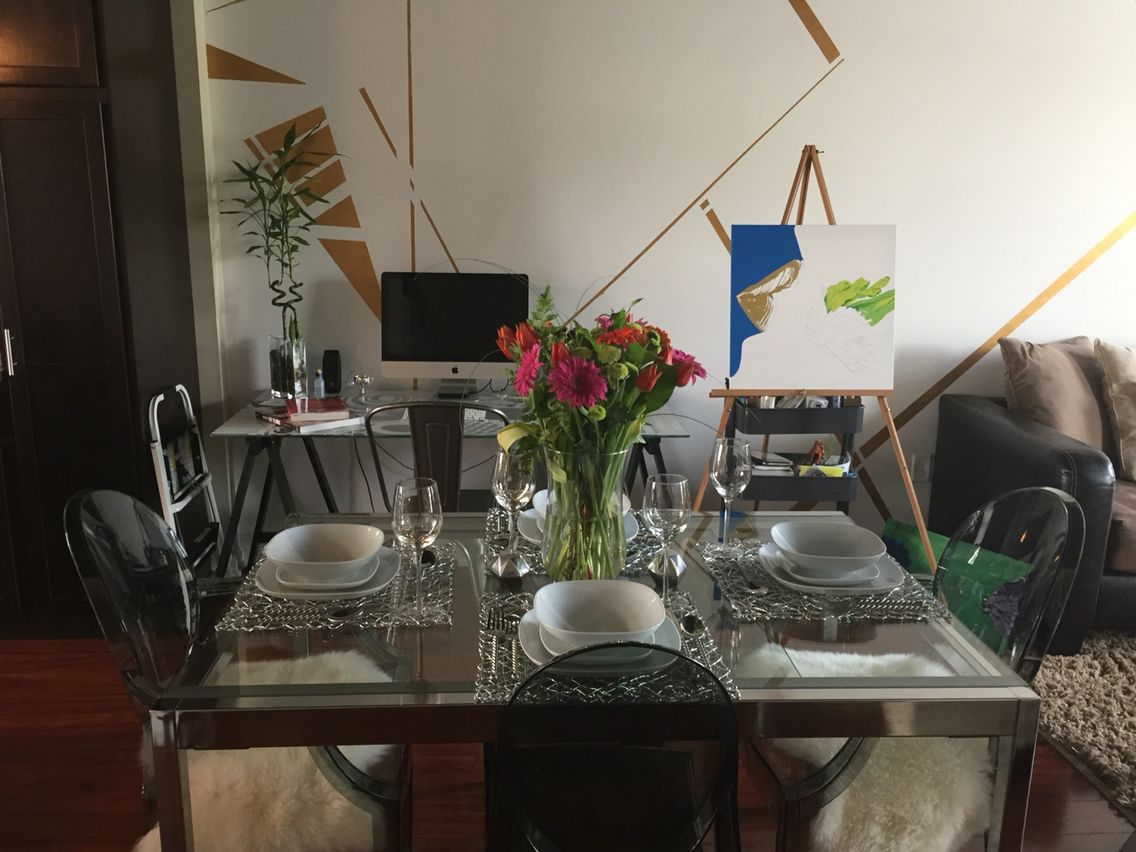 Glivarp Ikea Table with Ghost Chairs Dining Table Pinterest