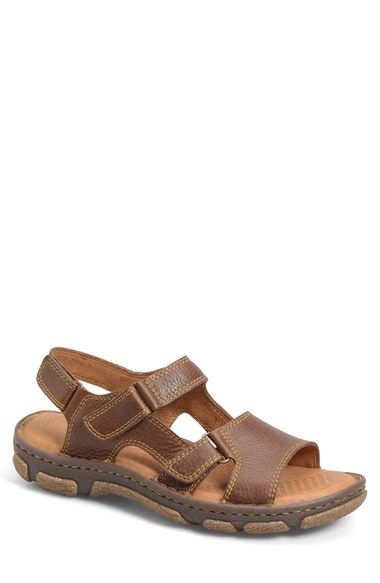 26b31aa9e02d Men s Born  Segar  Leather Sandal Men Sandals