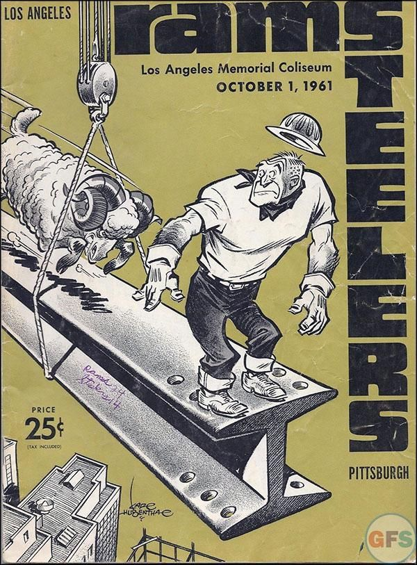 SportsPaper on Los angeles rams vintage, Los angeles