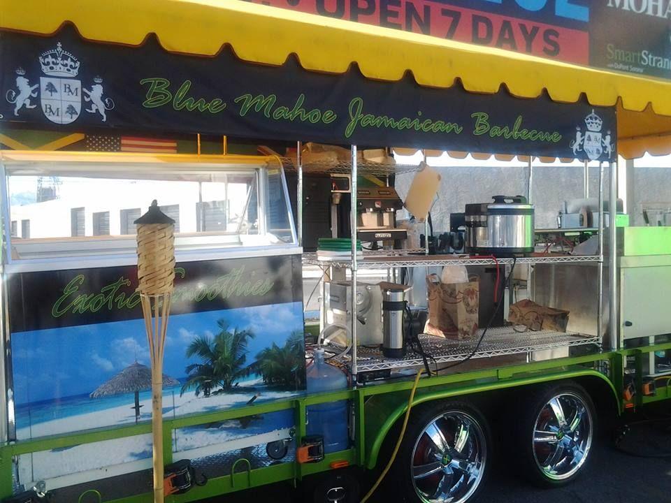Blue mahoe jamaican barbecue las vegas food truck