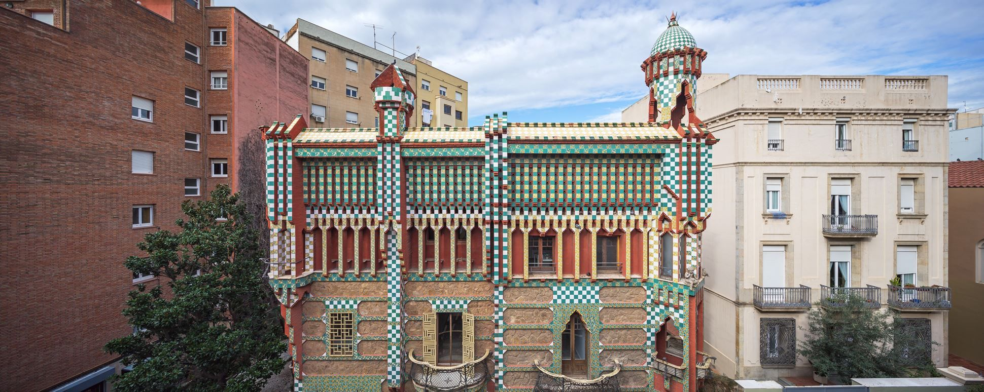 Casa Vicens - Picture gallery