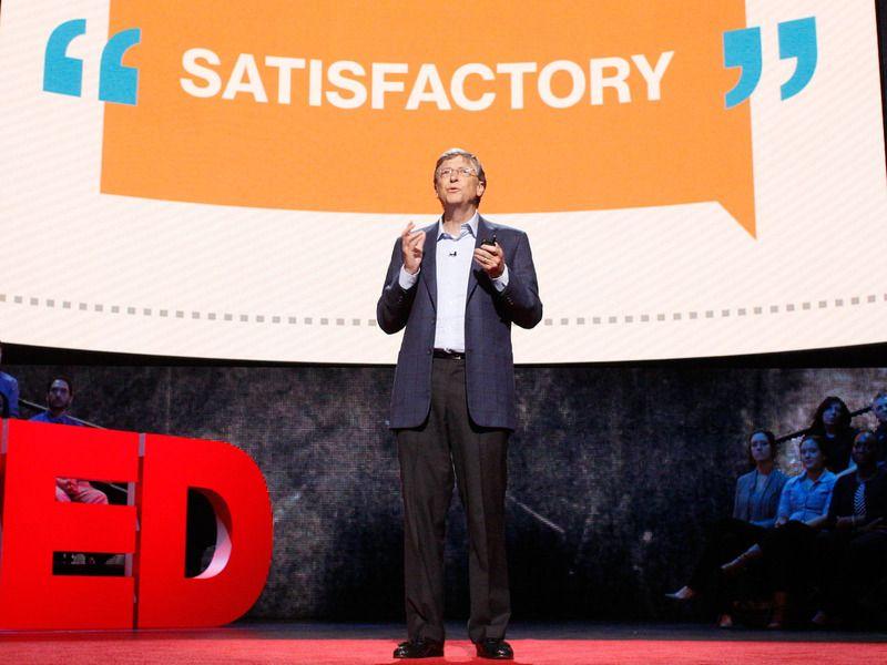Bill Gates: Los profesores necesitan retroalimentación real via TED ...