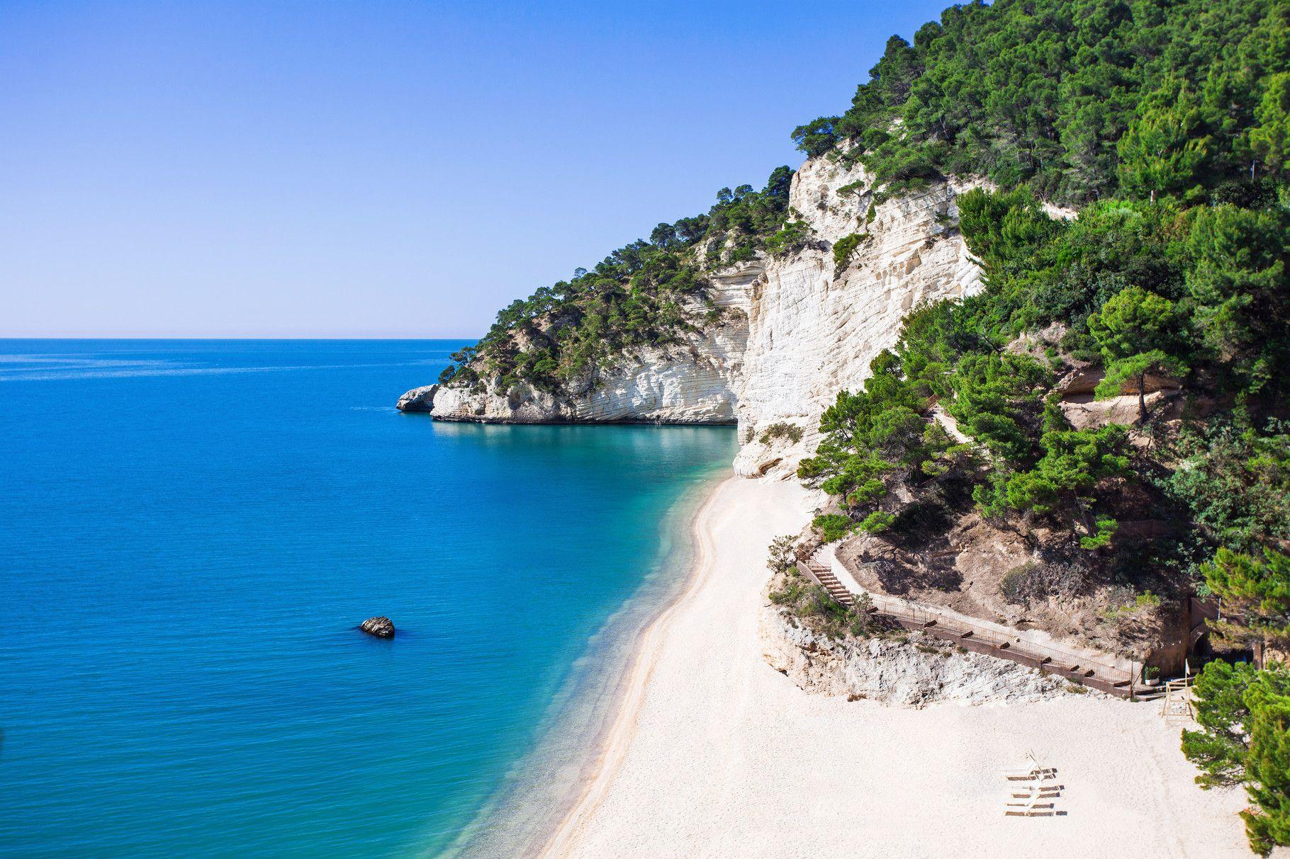 Baia Delle Zagara Beach In Italy Best Beaches In Europe Best