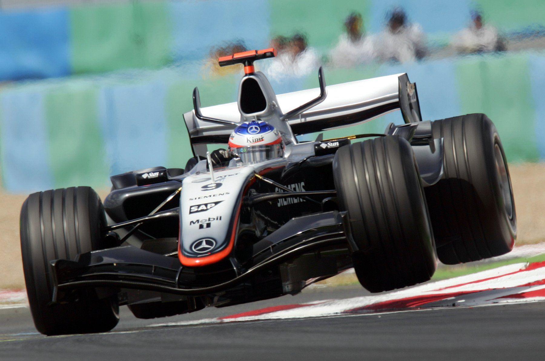 P2: Kimi Räikkönen (FIN) - McLaren-Mercedes MP4-20 - 112 Points #motorsport #racing #f1 #formel1 #formula1 #formulaone #motor #sport #passion