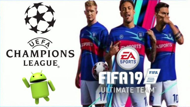 Fifa 2019 lite offline champions league android download