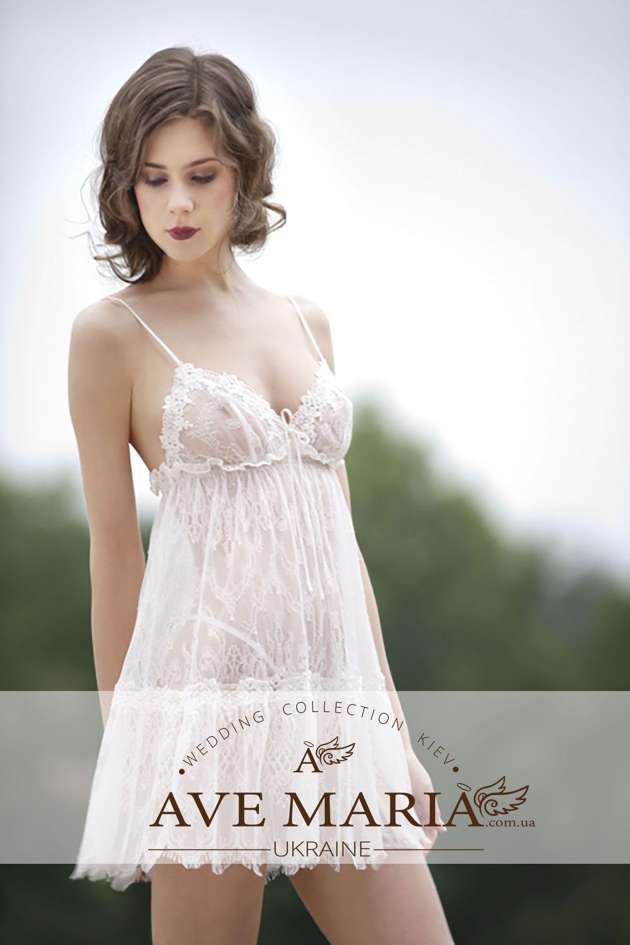 41f77d5b4d96 свадебный пеньюар для невесты Киев, купить свадебный пеньюар, кружевные  пеньюары Киев, купить,