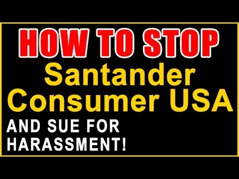 Santander Consumer USA Calling? Sue and Get Up to $1,500 Per Call