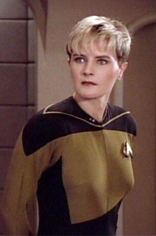Lt. Tasha Yar from Star Trek: The Next Generation | All