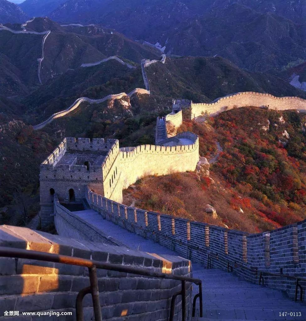 the great wall of china is a series of fortifications on great wall of china huanghuacheng id=94361