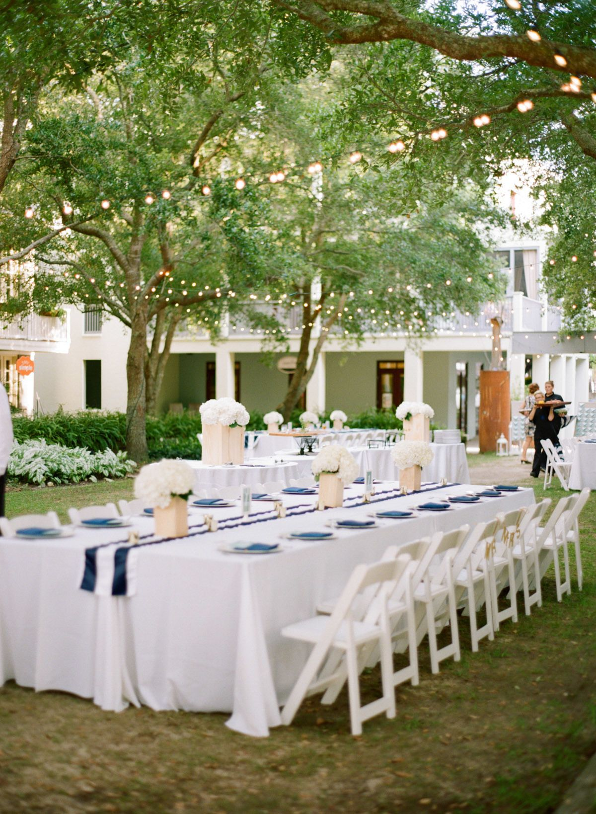 Seaside, Florida Wedding from Lauren Kinsey | Dinner party ...