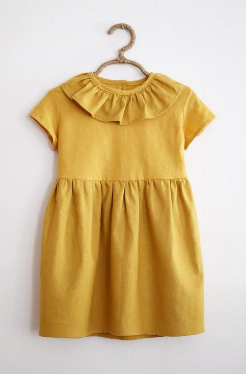Project d red dress infant
