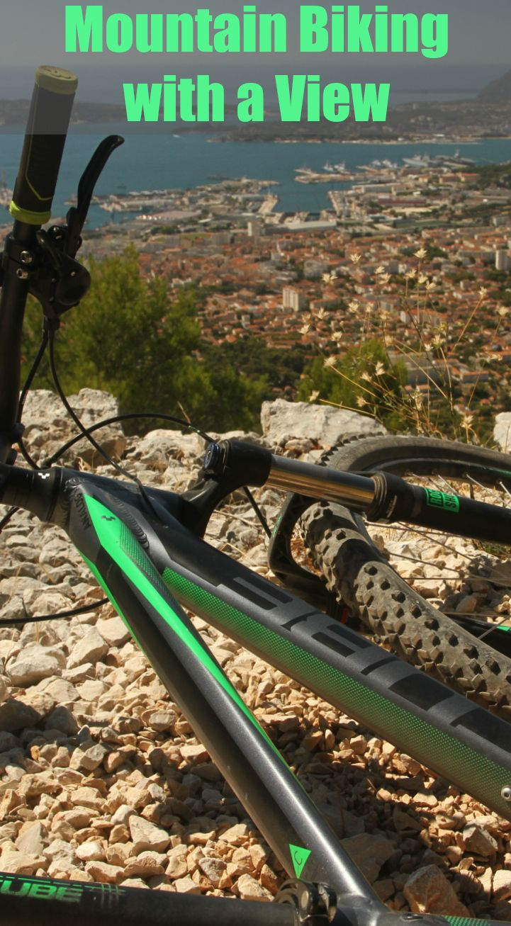Extreme downhill or family mountainbiking in the South of France. Explore the French Riviera in an original and eco-friendly way and get your adrenalin pumping. Definitely one of our favourite days exploring Toulon in Southern France!