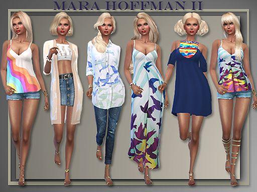 Parsimonious The Sims 3: Fashion, Accessories, Hair 53
