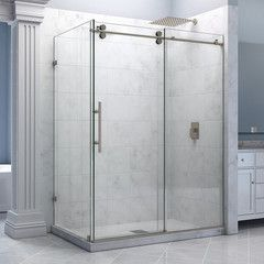 The Enigma Shower Enclosure Is Stunning With Sophisticated
