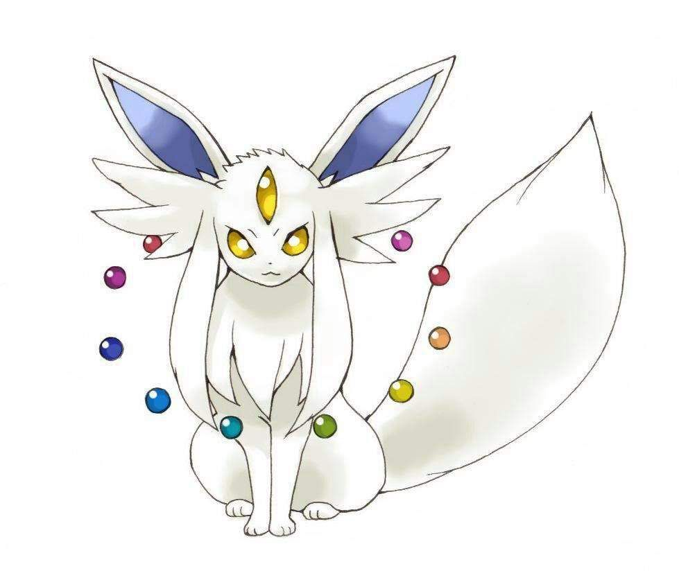 Pin On Eevee Forms