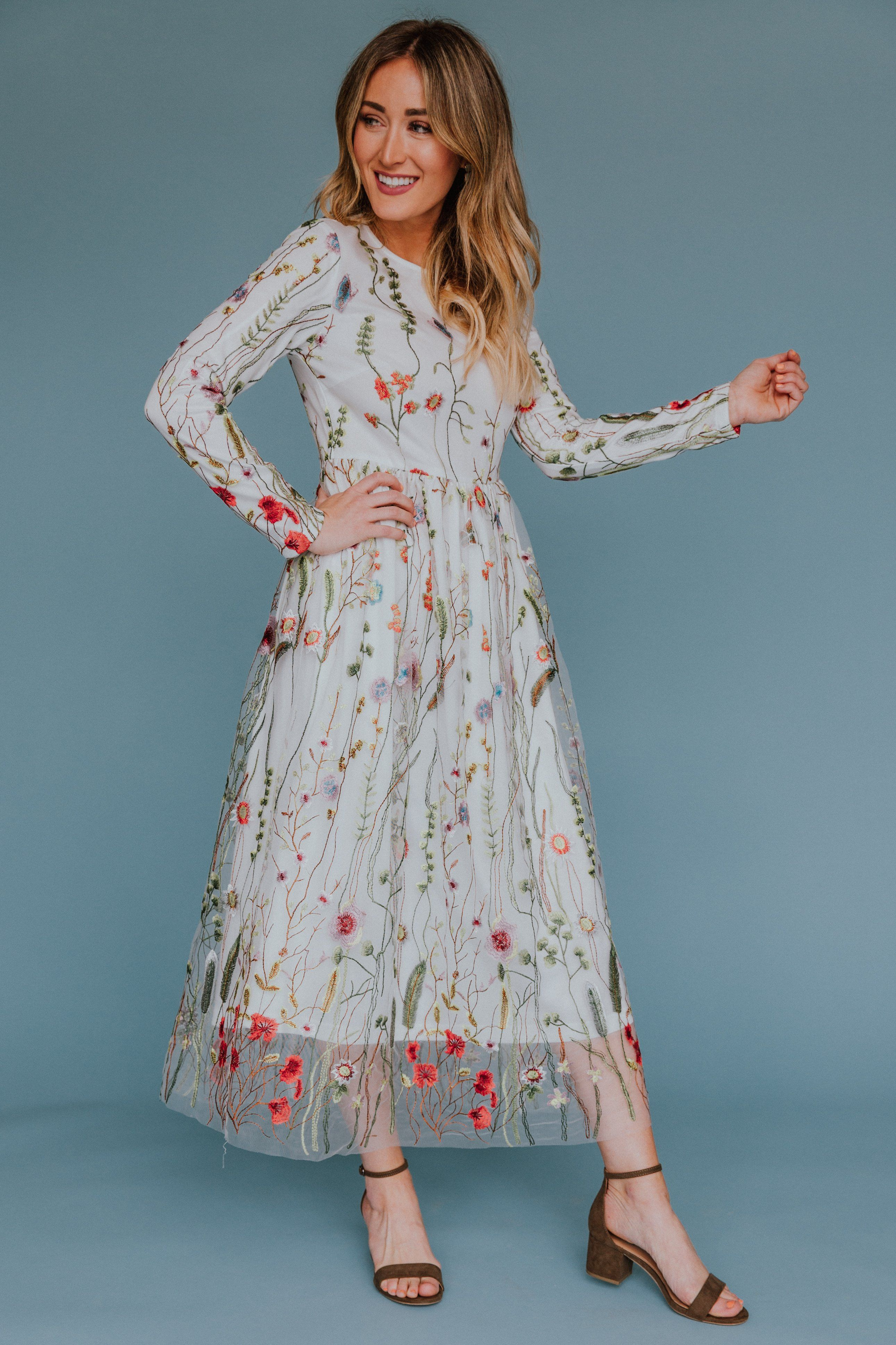 The Garden Party Dress Ivy City Co Party Dress Garden Party Dress Dresses [ 3872 x 2581 Pixel ]
