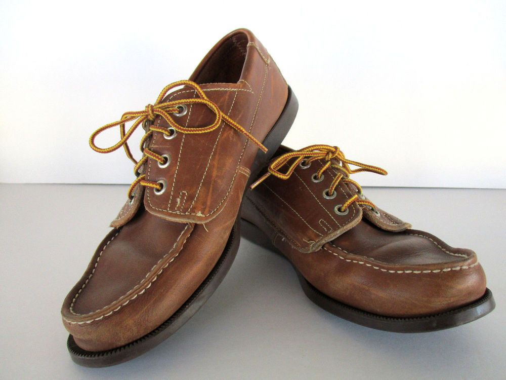 Sperry Top Sider Camp Mocs Mens Size 8