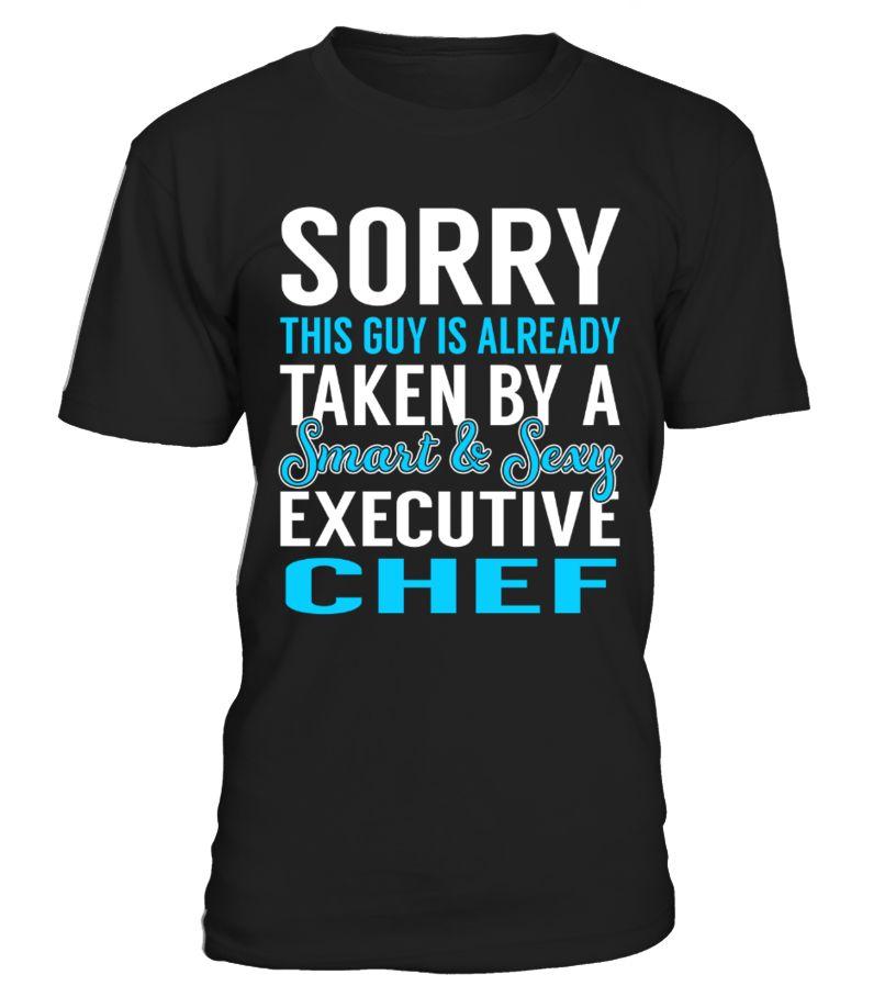 Executive Chef ChefTshirtTeeGiftHolidayArtDesignDesigner