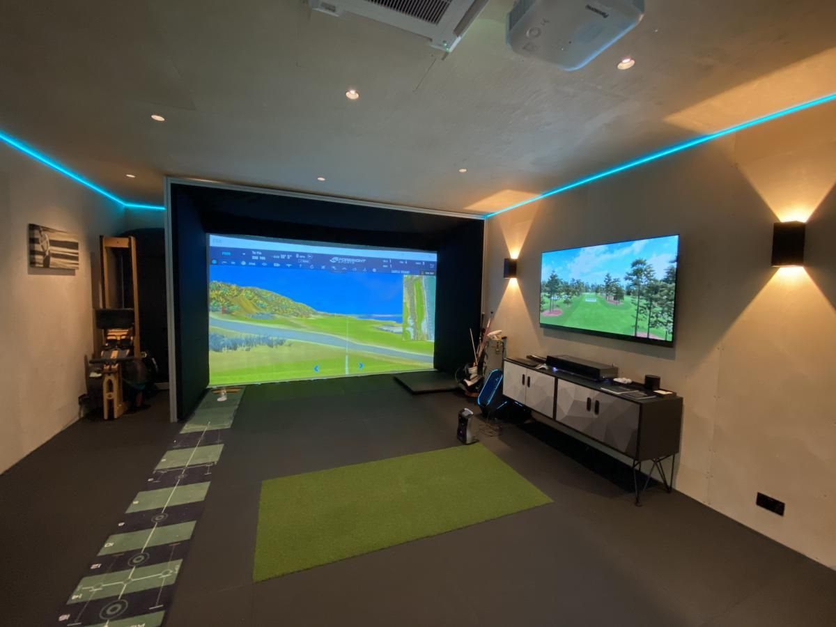 11+ Buy golf simulator uk info