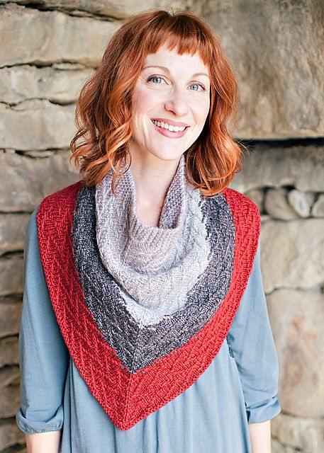 Ravelry: Western Auto Cowlette pattern by Carina Spencer