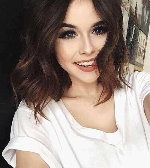 20+ Short Girl Hair Cuts | The Best Short Hairstyles for Women 2015
