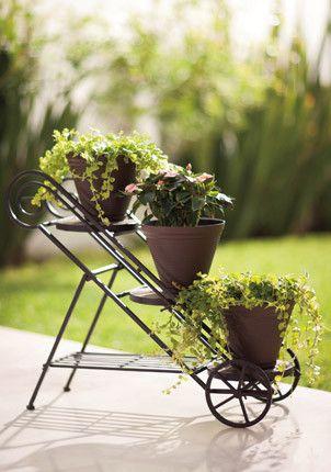 Preciosas macetas para el Jardín Para el Jardín Pinterest - maceteros para jardin