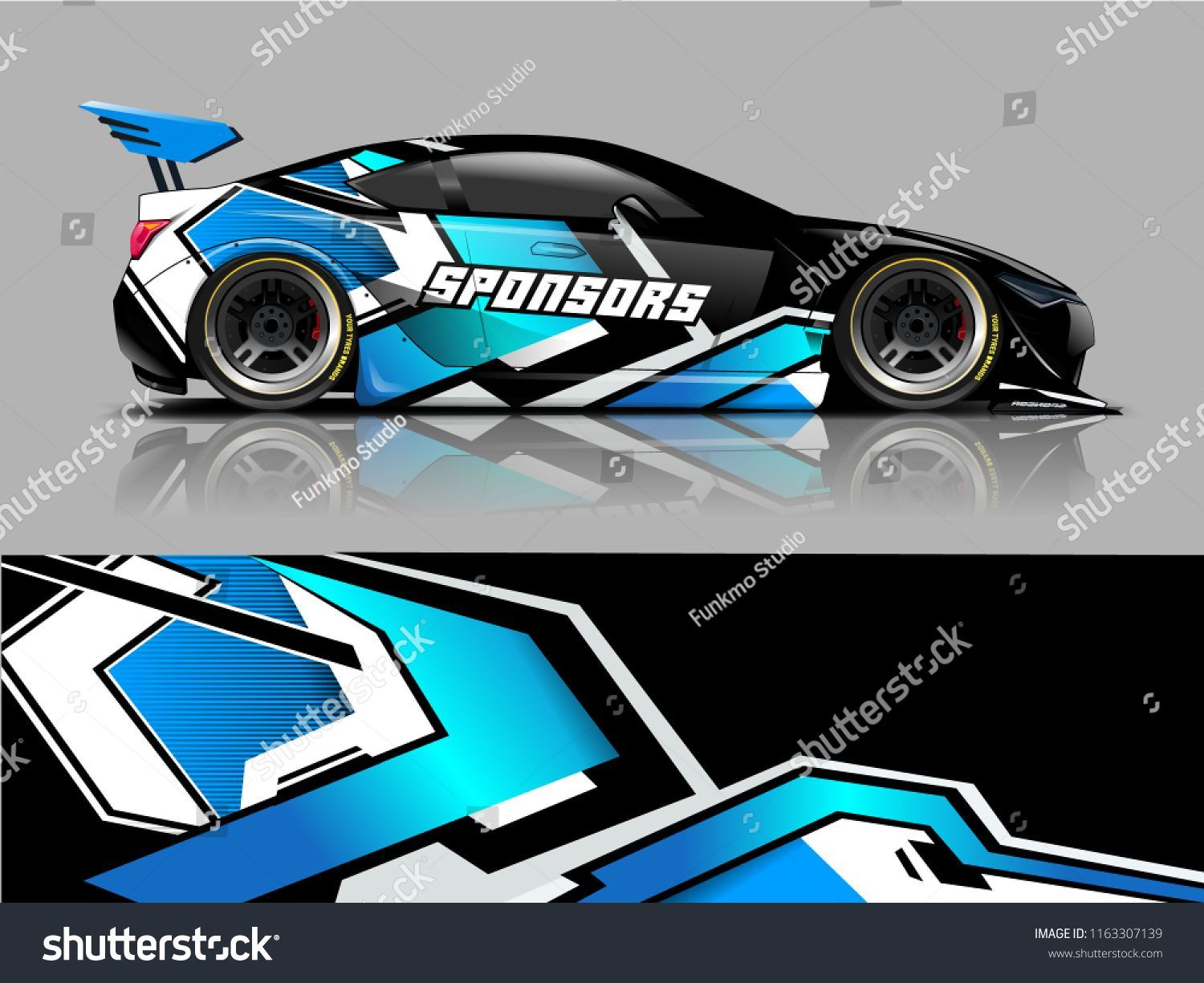 Idee Emballage Of Car To Decapeur Tell Us About This Pin Car Sticker Design Car Wrap Design Racing Car Design [ 1225 x 1500 Pixel ]