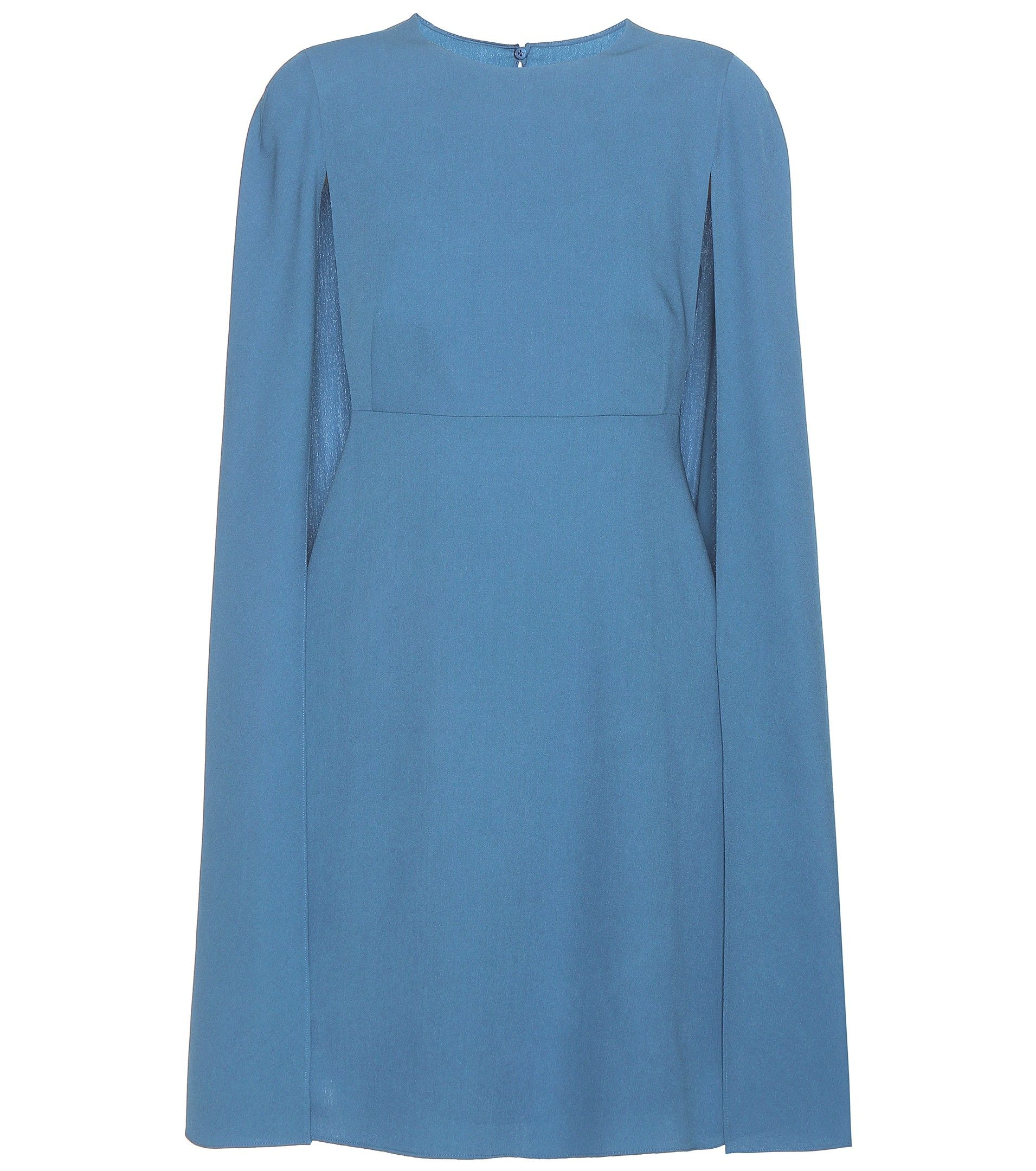 mytheresa.com - Wool Cape Dress ► Valentino | mytheresa.com - Luxury Fashion for Women / Designer clothing, shoes, bags