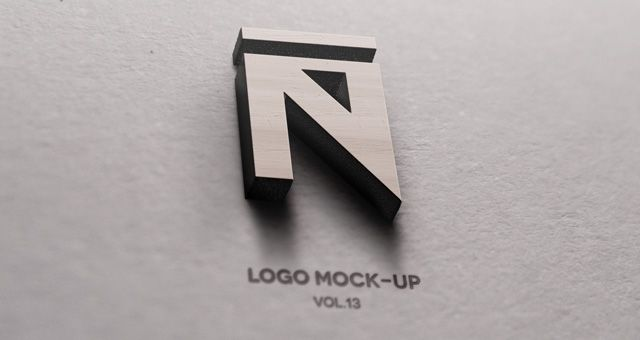 32 High Quality Logo PSD MockUps Mock up, Logo psd and Logos - free sign up template