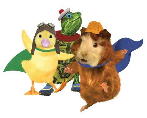 Wonder Pets Save A Nestling Wonder pets, Dinosaur movie